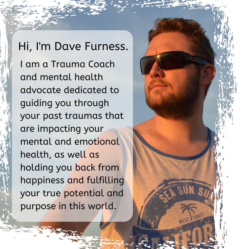 Dave Furness Trauma Coach Introduction